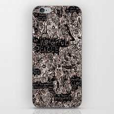 The Wonderful Plague iPhone & iPod Skin