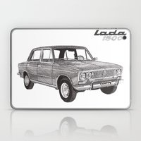Lada 1500 Laptop & iPad Skin