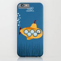 iPhone & iPod Case featuring Olympics #4 by Mumble