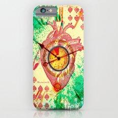 Clock's ticking... iPhone 6 Slim Case