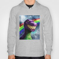 Barney the dinosaur Hoody