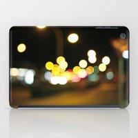SUMMER LIGHTS iPad Case