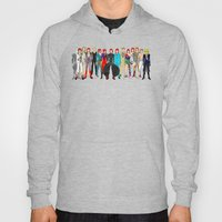 Group Bowie Fashion On G… Hoody