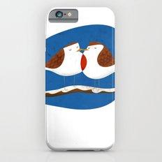 Robin X-mas iPhone 6 Slim Case
