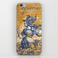 Aquarius | Wassermann iPhone & iPod Skin