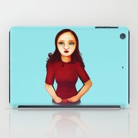 Here comes trouble iPad Case