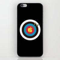 Apple Hit iPhone & iPod Skin
