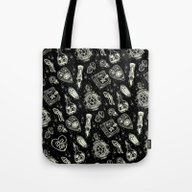 Tote Bag featuring Magical Mystical  by LOll3