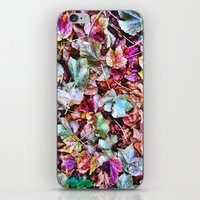 Autum Leaves iPhone & iPod Skin