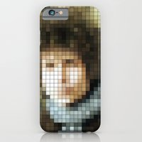 Bob Dylan - Blonde on Blonde - Pixel iPhone 6 Slim Case