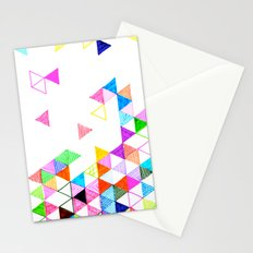 Falling Into Place Stationery Cards
