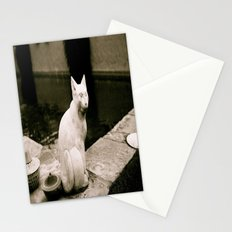 Concrete Cat Stationery Cards