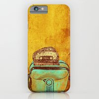 Toasted Tapes iPhone 6 Slim Case