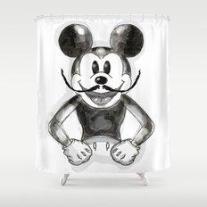 Hey Mickey Shower Curtain