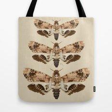 Acherontia Lachesis Tote Bag