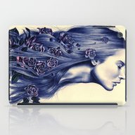 iPad Case featuring Bloom by KatePowellArt