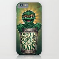 iPhone & iPod Case featuring Don't Let The Sunshine R… by Tim Shumate