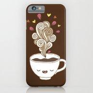 Saturday Coffee iPhone 6 Slim Case