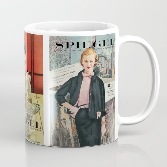 1955 Spring/Summer Catalog Cover Mug