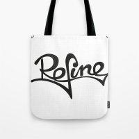 Refine Tote Bag
