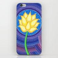 Dreamy Lotus Family iPhone & iPod Skin