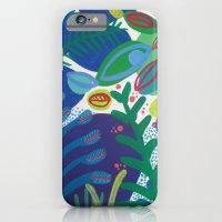Secret garden III iPhone 6 Slim Case