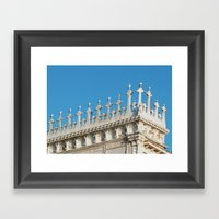 When they stand together Framed Art Print