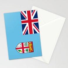 Flag of Fiji Stationery Cards