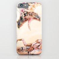 Leviathan Against Shiva iPhone 6 Slim Case