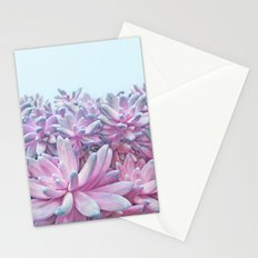 Sweet Succulents Stationery Cards