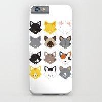 Cats, Cats, Cats iPhone 6 Slim Case