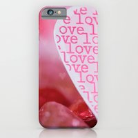 love love love iPhone 6 Slim Case