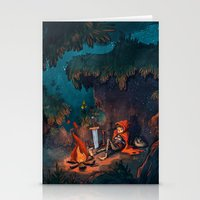 The Weary Traveller Rest… Stationery Cards