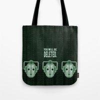 Doctor Who: Cybermen Pri… Tote Bag