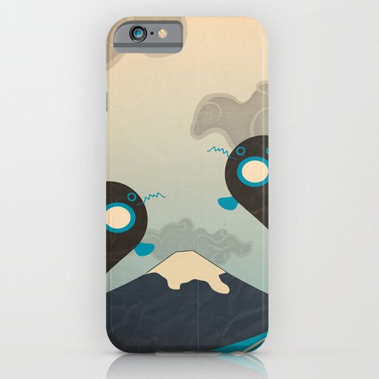 v u l c a n o iPhone & iPod Case