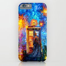 The 10th Doctor who Starry the night Art painting iPhone 4 4s 5 5c 6, pillow case, mugs and tshirt Slim Case iPhone 6s