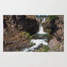 White River Falls Rug