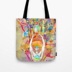 Hydrascensionism Tote Bag