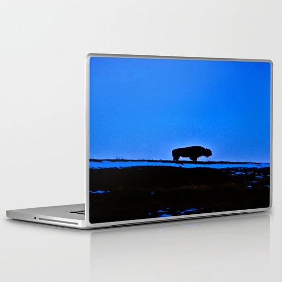 The Last Buffalo Laptop & iPad Skin