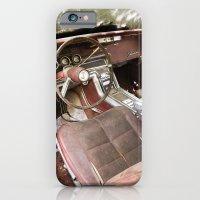 Thunderbird Interior iPhone 6 Slim Case