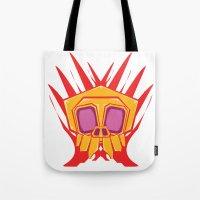 Vampire Voodoo Tote Bag