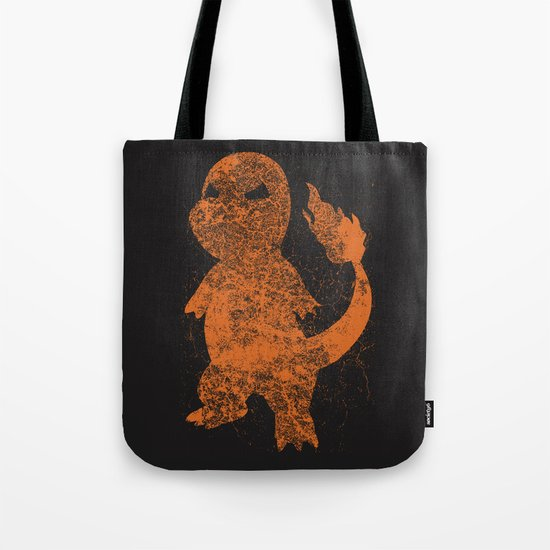 Charmander Tote Bag
