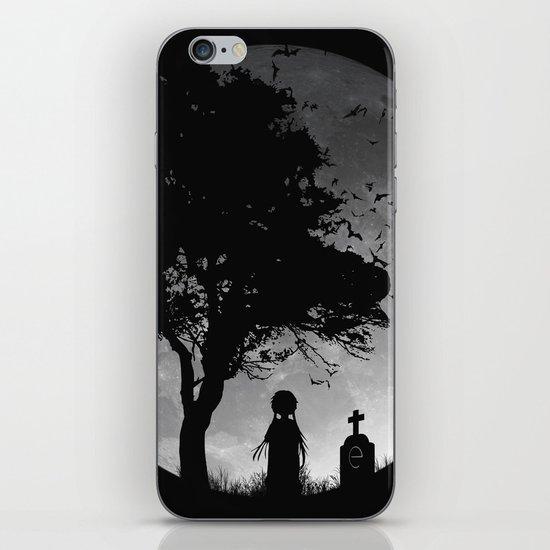 SLEEP WALKER iPhone & iPod Skin