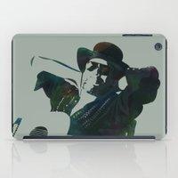 Hank iPad Case