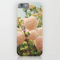 iPhone & iPod Case featuring Puffy flowers! by eddiek3