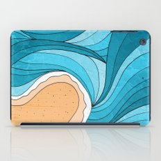 Beach Tide iPad Case