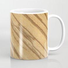 Divida Wood Mug