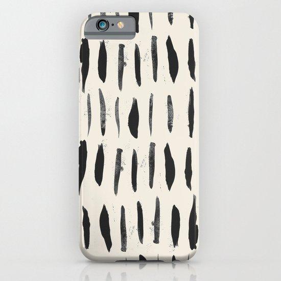 Three / Cream iPhone & iPod Case
