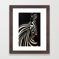 Zeb Framed Art Print