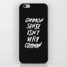 COMMON iPhone & iPod Skin
